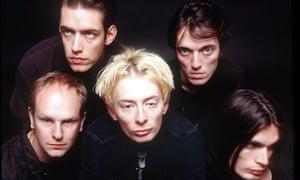 Radiohead … 1996 vintage.