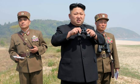 North Korea v the US: how likely is war?