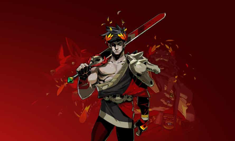 Zagreus, the hero of Hades.