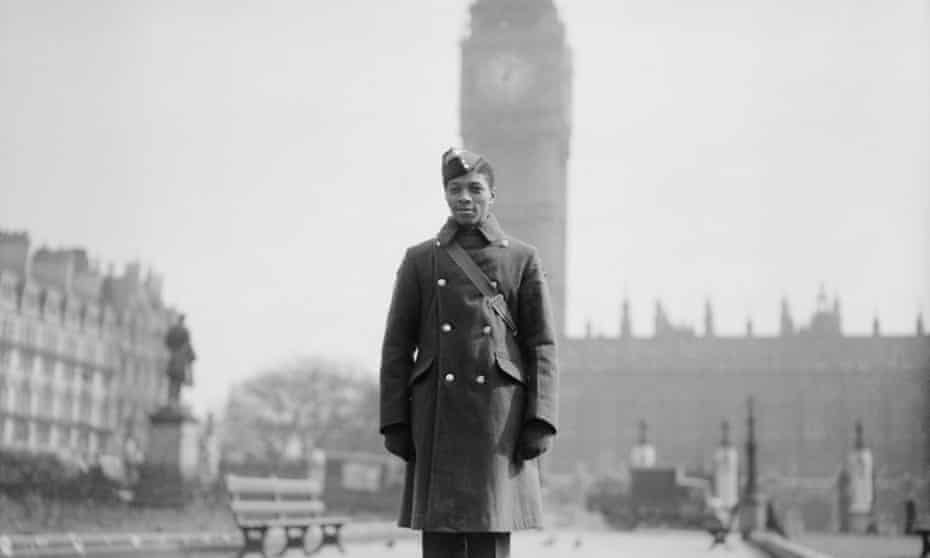 Jellicoe Scoon, a Trinidadian accountant, became a Royal Air Force recruit in March 1942.