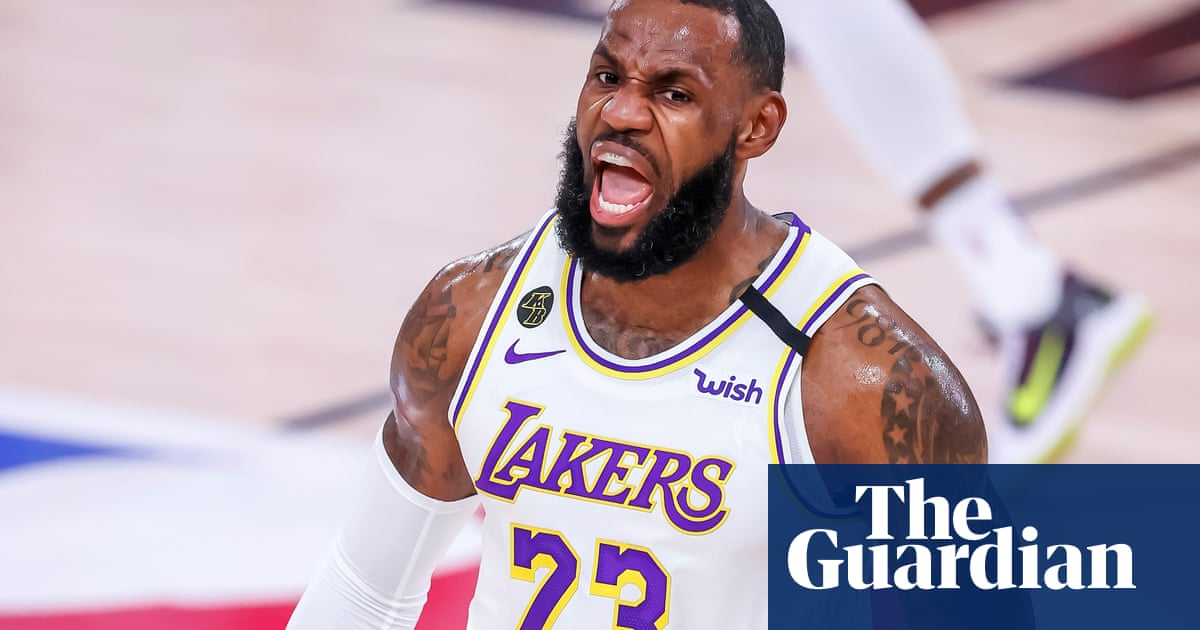 LeBron and Lakers ground Rockets to make long-awaited return to West finals