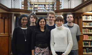 Cambridge's Wilberforce Society are making their voices heard over in the real world.