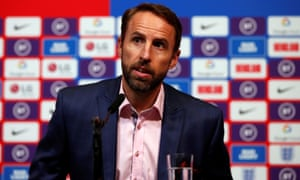 Gareth Southgate says the first football match he ever went to was at Bury's Gigg Lane