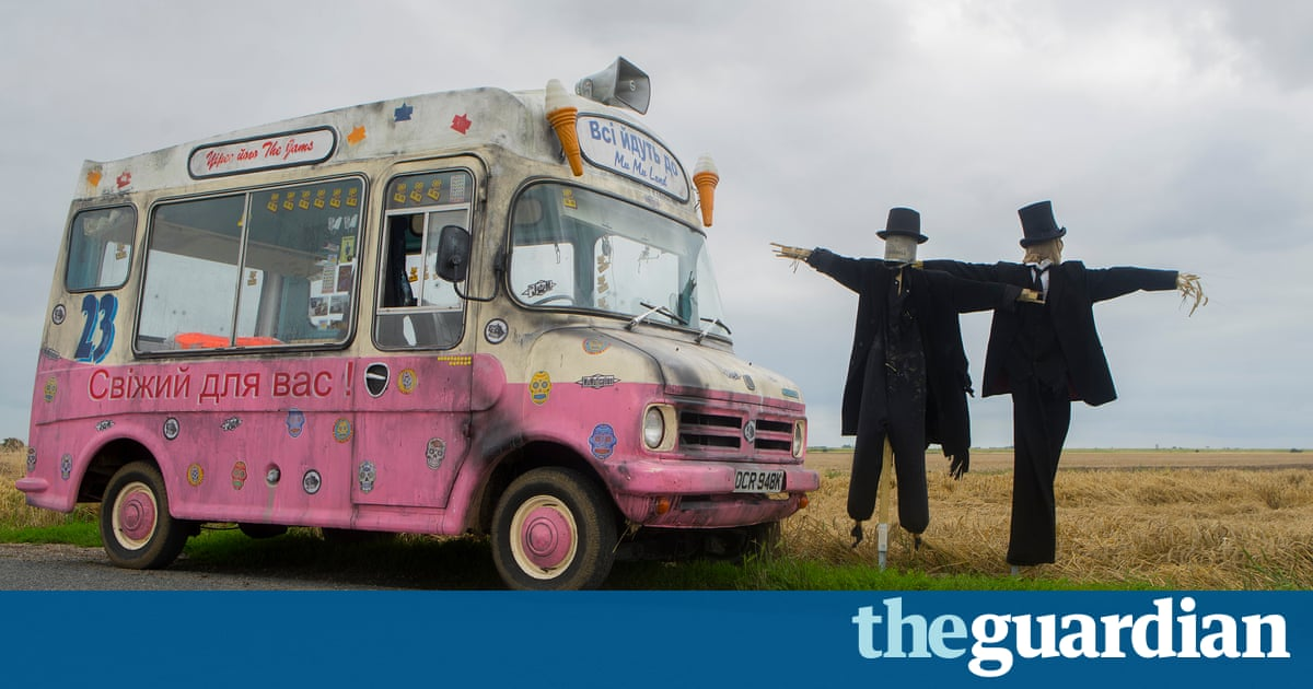 GoogleByte v Beyon-Say: an exclusive extract from the KLF's chilling novel about the world in 2023