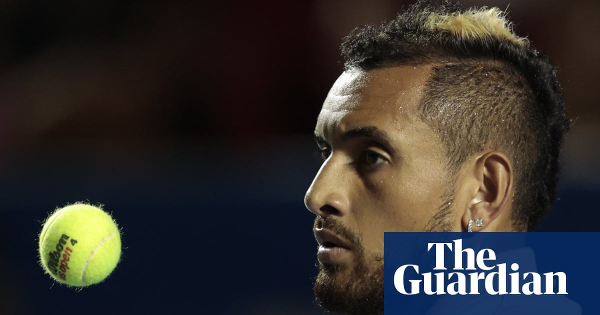 Australian Nick Kyrgios pulls out of 2020 US Open due to coronavirus pandemic