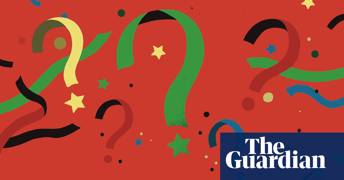 The big literary quiz of the year: authors test your