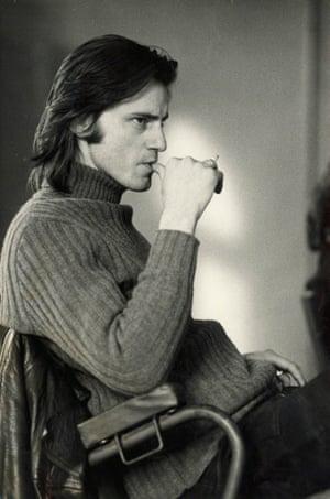 Sam Shepard in 1974.