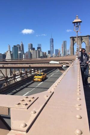 Brooklyn Bridge, New York, US