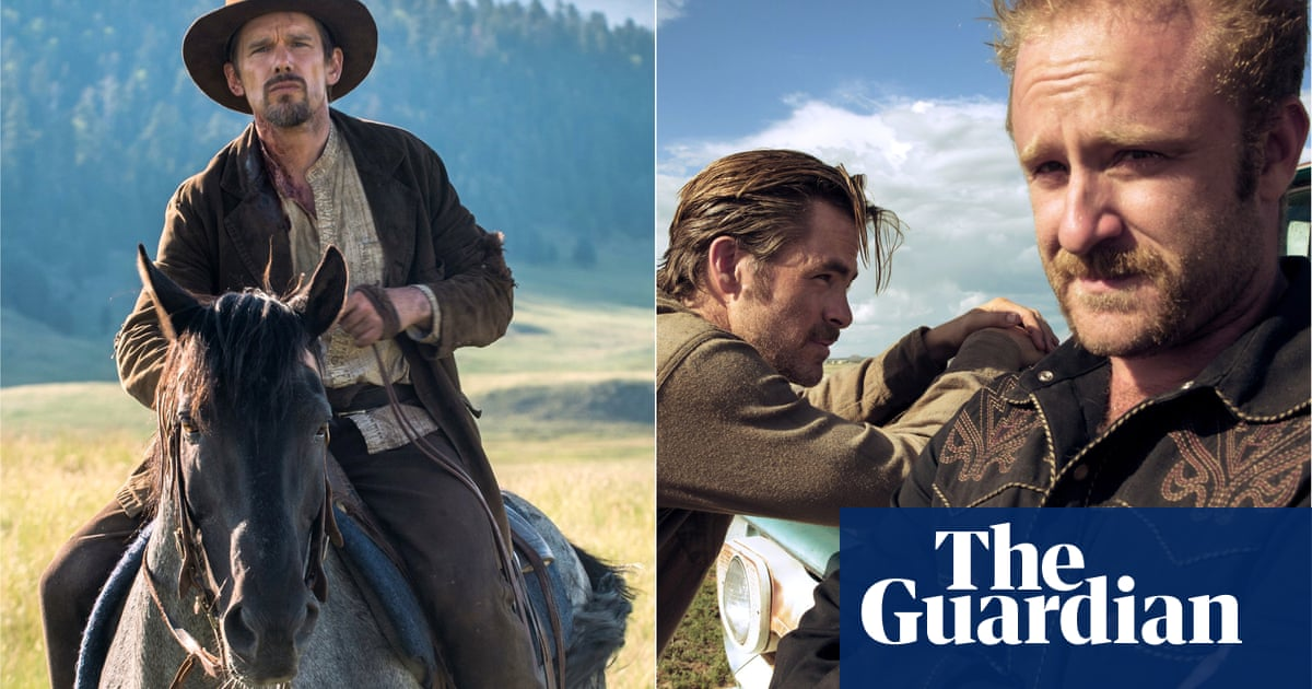 The American epic\': Hollywood\'s enduring love for the western | Film ...