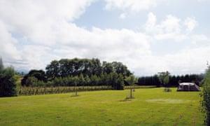 Ten Acres Vineyard, Devon