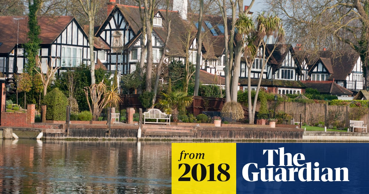 Theresa May cabinet proves home-counties heavy | Politics