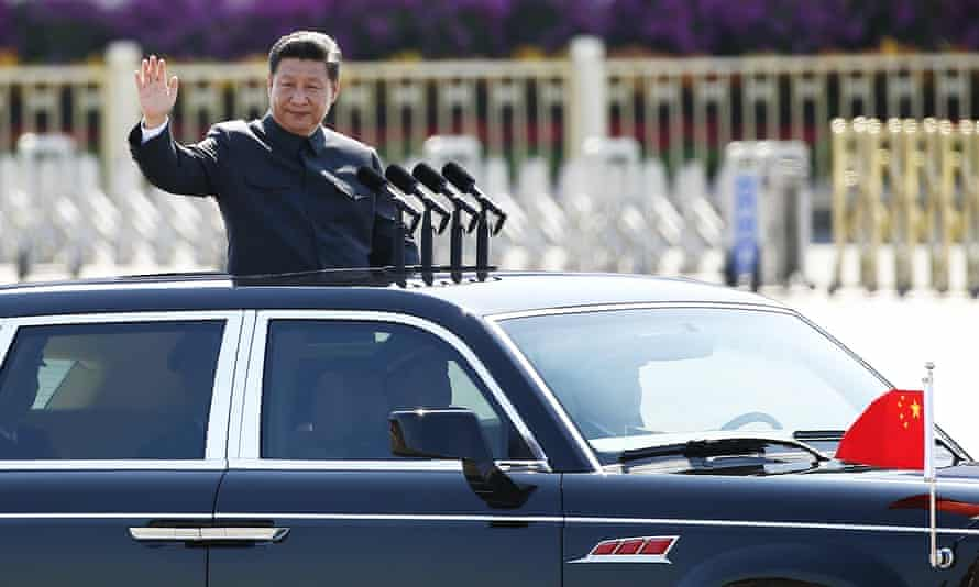 Xi Jinping: 'cyber theft of commercial secrets and hacking attacks against government networks are both illegal'