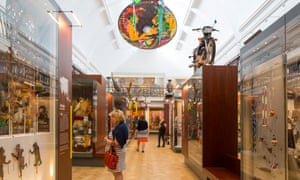 Viewing figures … the Horniman's World Gallery opens on 29 June.