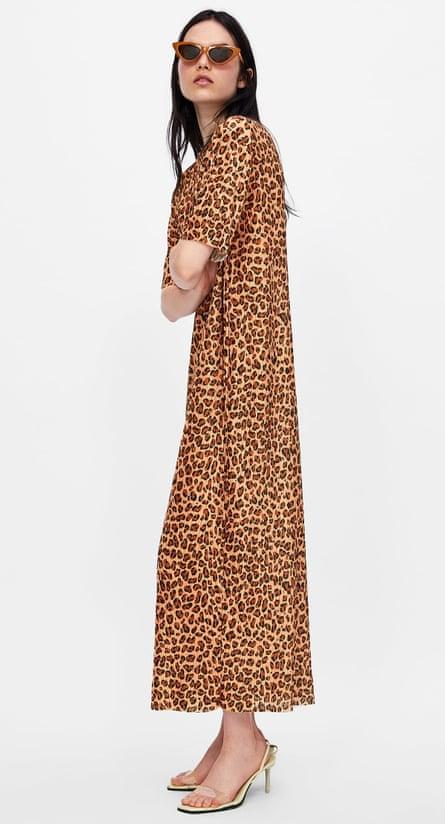 A Zara dress.