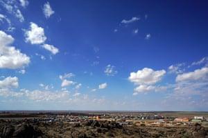 Khanbogd, southern Gobi, Mongolia
