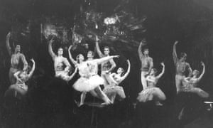Australian National Ballet 1965 at Birmingham Margot Fonteyn and Rudolph Nureyev