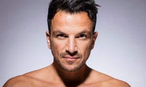 'It all stemmed from that fear of being killed,' says Peter Andre of his anxiety attacks.