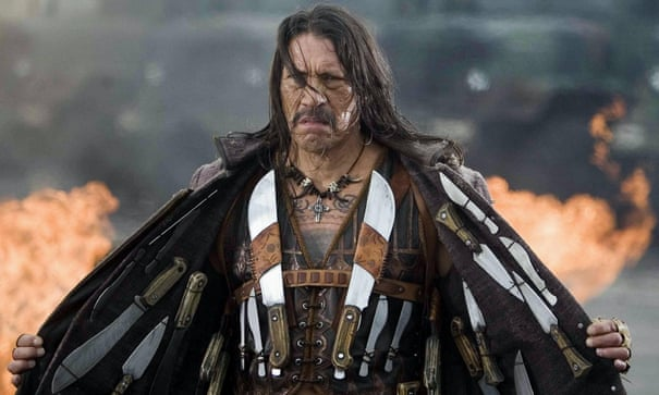 Danny Trejo: the hardest man in Hollywood | Film | The Guardian
