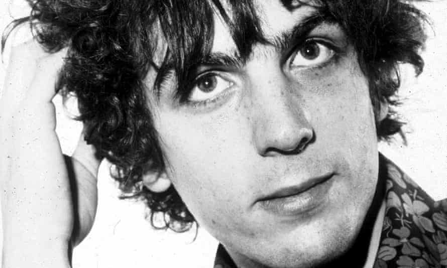 Syd Barrett, the man Roger Waters contended to be 'one of the three best songwriters in the world'.