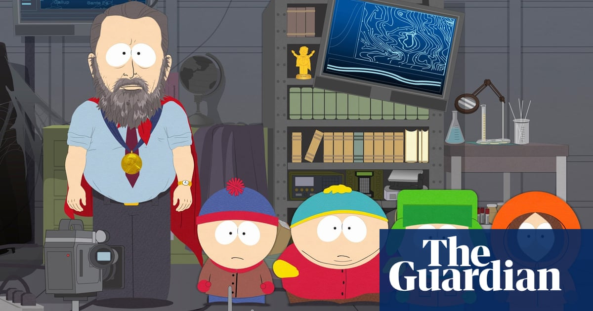 South Park's Al Gore apology contains an inconvenient truth: it's funny