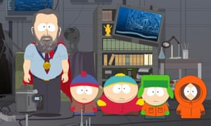 Al Gore features in new South Park episode.