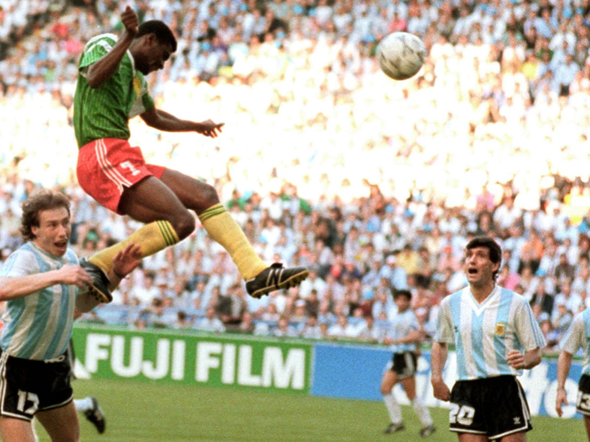 My favourite game: Argentina v Cameroon, 1990 World Cup | Sport ...