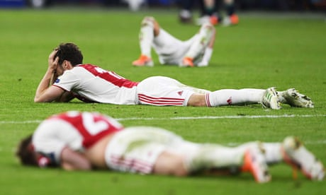 'A fairytale with a very bad ending': Ajax and Netherlands in disbelief