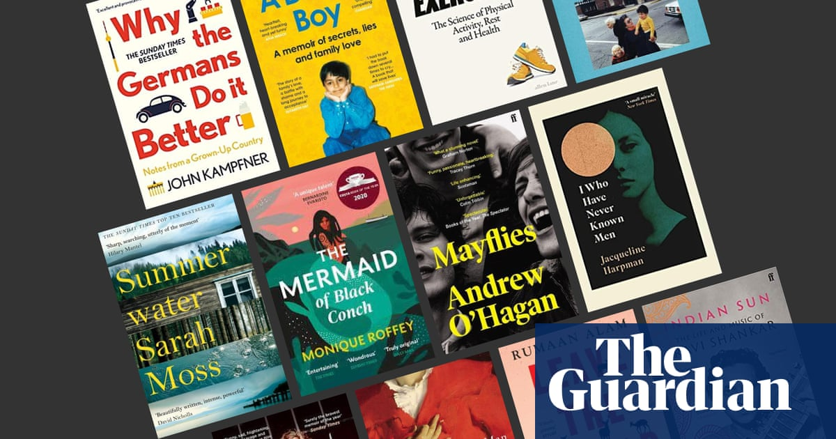 This month's best paperbacks: Alan Davies, Monique Roffey and a 'near-perfect' ghost story
