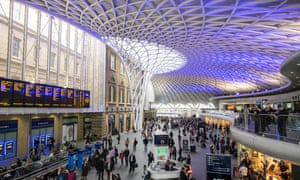 Stations need to be clean and accessible, but must now also work as shopping centres and meeting places.