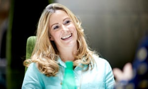 Presenter Rachael Bland, who has said she is not scared of dying but fears for those she will leave behind.