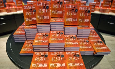 The British version of Harper Lee's Go Set a Watchman.