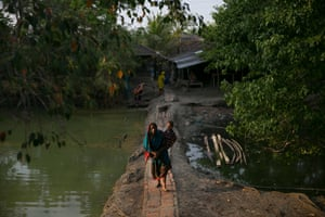 Datina Khali, in the Sundarbans