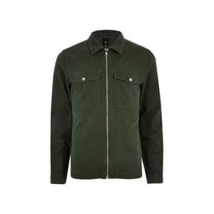 Khaki, £35, riverisland.com