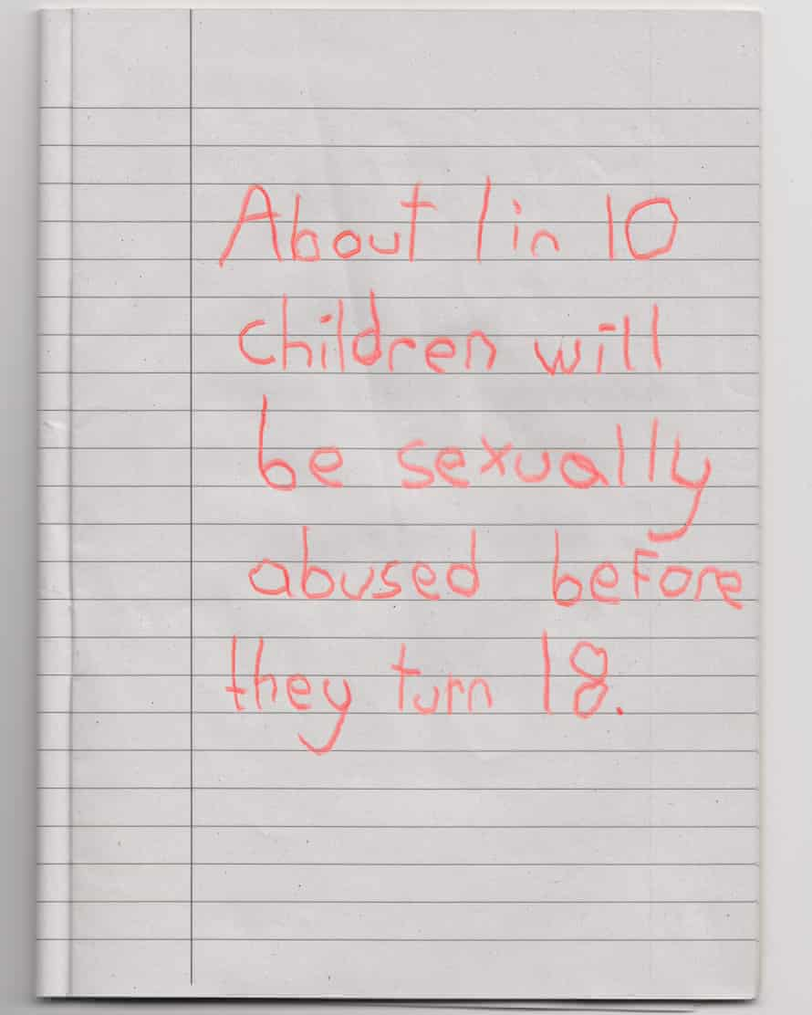 Part of the difficulty of reaching a reliable estimate is that various surveys define child sexual abuse differently.
