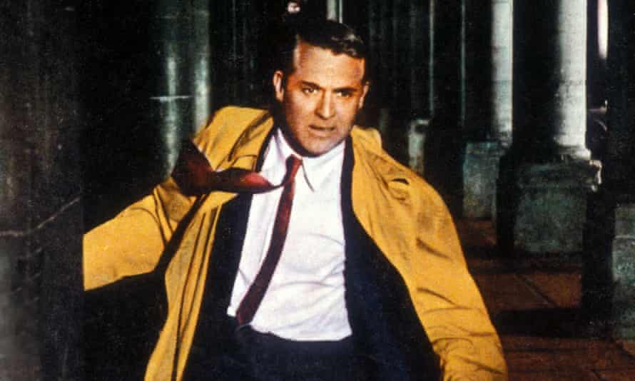 Cary Grant in Charade (1963)