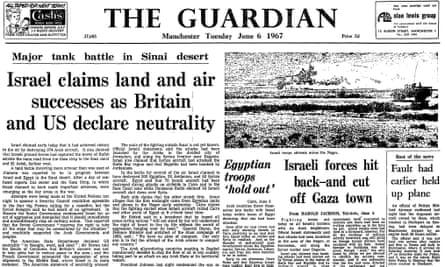 The Guardian, 6 June 1967.