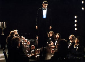 Treat Williams in the 1986 film adaptation of The Men's Club.