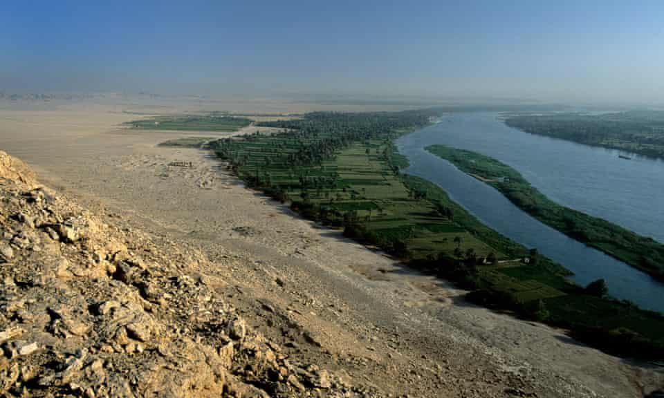 Amarna in Egypt.