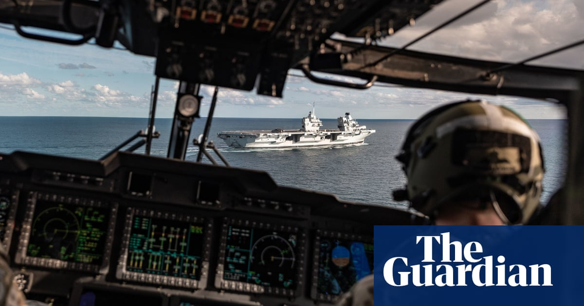 Why Britain is tilting to the Indo-Pacific region