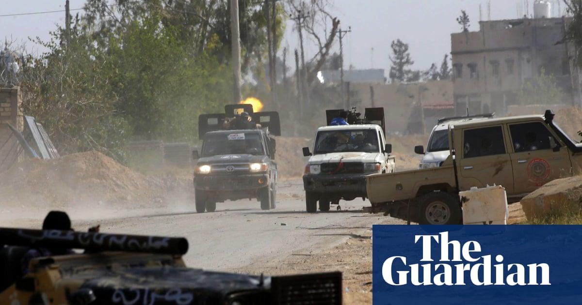 Airstrikes hit Tripoli as Haftar steps up assault on Libyan capital