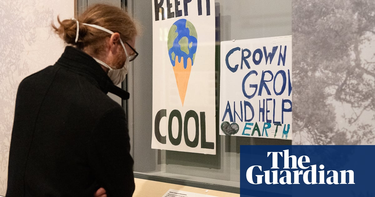 Science Museum to remove climate placard from Shell-sponsored show