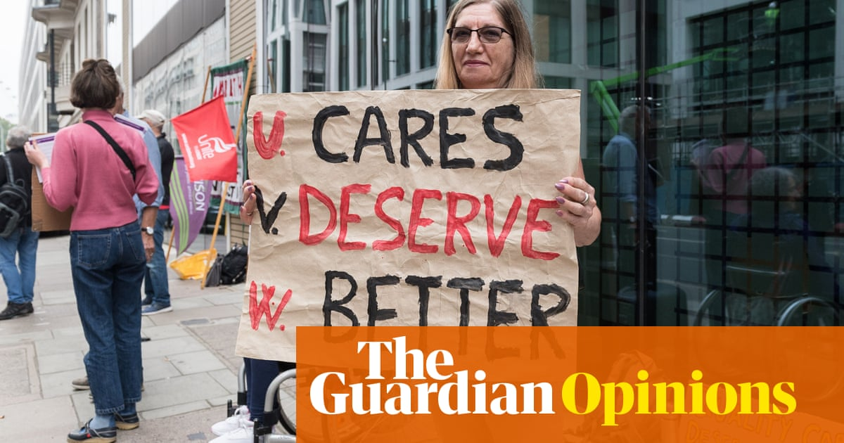 The Tories are in revolt about social care – and Boris Johnson's 'clear plan' won't work