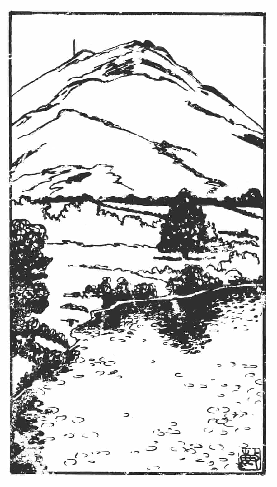 Illustration from Rain.