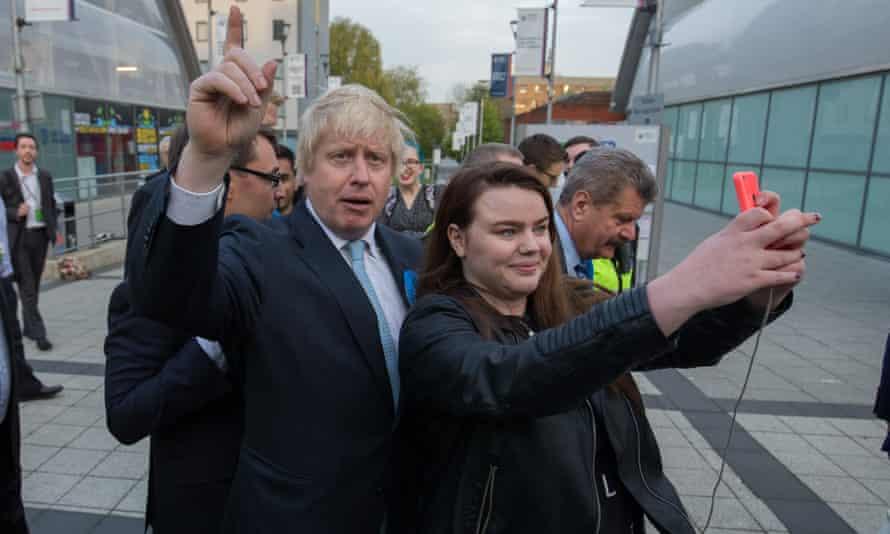 Boris Johnson at Brunel