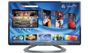 a generic smart tv
