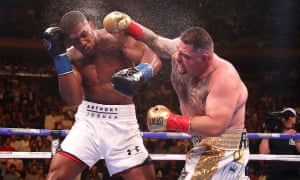 Anthony Joshua suffered concussion during his defeat to Andy Ruiz Jr but was allowed to carry on.