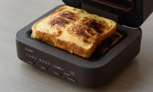 Mitsubishi Electric's Bread Oven toaster.