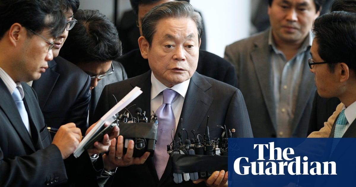 Lee Kun-hee, Samsung Electronics chairman, dies aged 78 - The Guardian