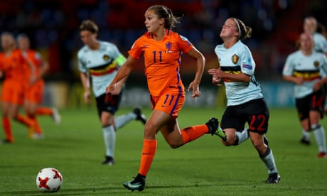 Euro 2017: Holland beat Belgium to qualify as Norway crash out to Denmark