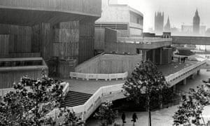 The Queen Elizabeth Hall on the South Bank in London.